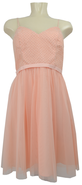 Cocktailkleid in soft pink