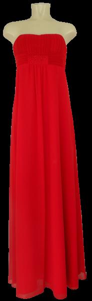 Ballkleid lang in Flame Scarlet