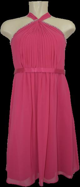 Cocktailkleid in bright pink