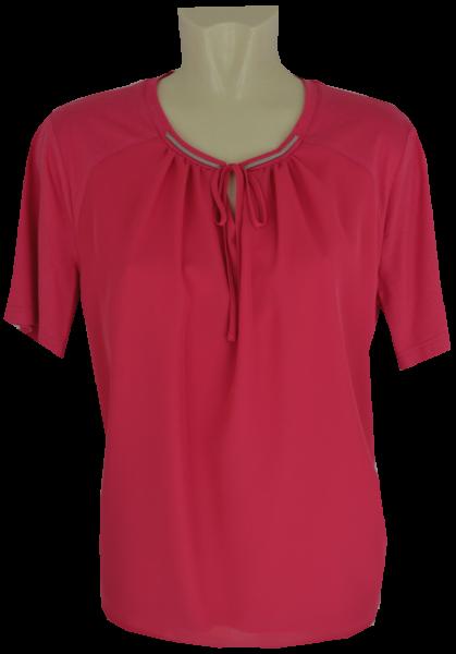 1/2 Arm Shirt in uni Himbeere