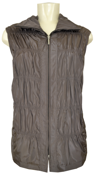 competitive price 85a49 38575 Weste Outdoor in chocolate