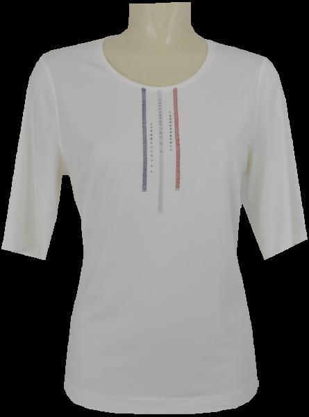 1/2 Arm T-Shirt in ecru