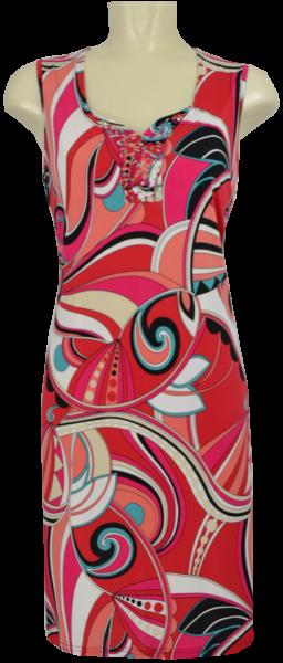 Sommerliches Kleid im Retro Style