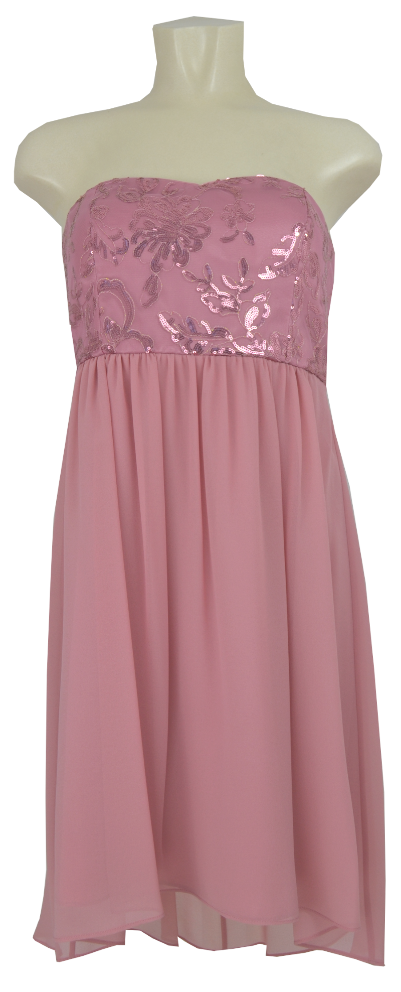 check out 3bbe6 2be5c Cocktailkleid in Sorbet