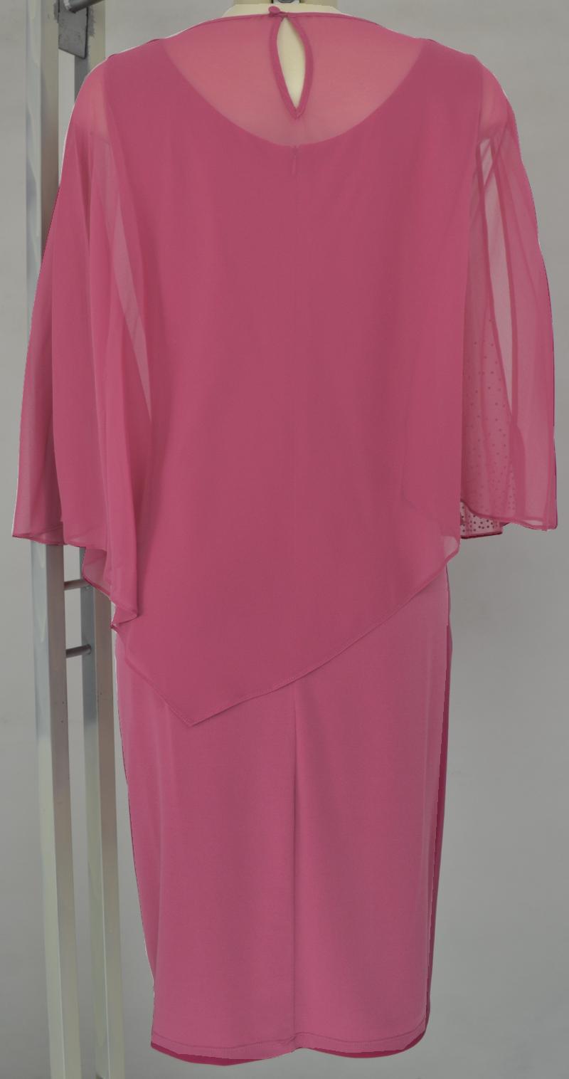 Mittellanges Kleid Von Vera Mont In Pink Mode Dasenbrock