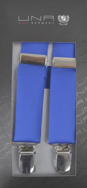 Hosenträger in Royal Blau