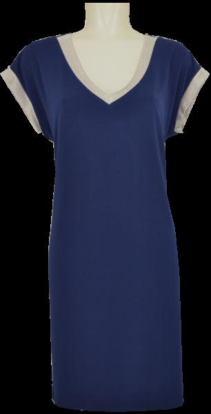 Sommerliches Kleid in navy blue
