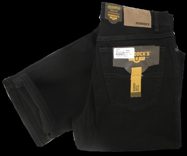 Jeans Ranger in black