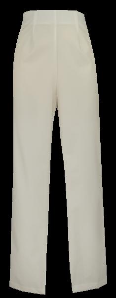 Damen Hose ohne Bund der Marke murek in Farbe Weiß