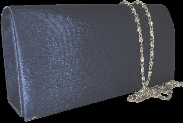 Festliche Tasche in dunkel blau