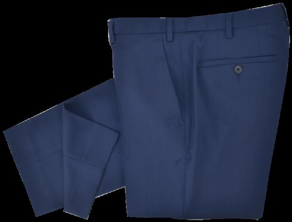 EXTRA SLIM FIT Anzug Hose in dunkel blau