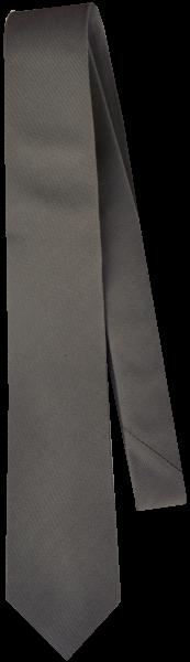 Krawatte reine Seide mit Glanz in braun-gold
