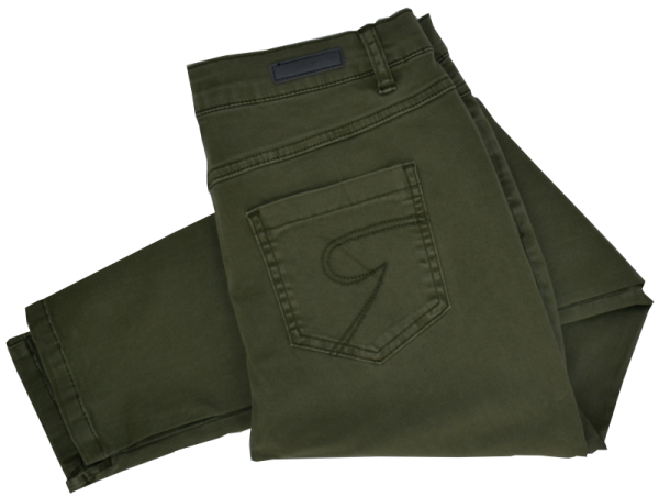 7/8 Hose in army-green
