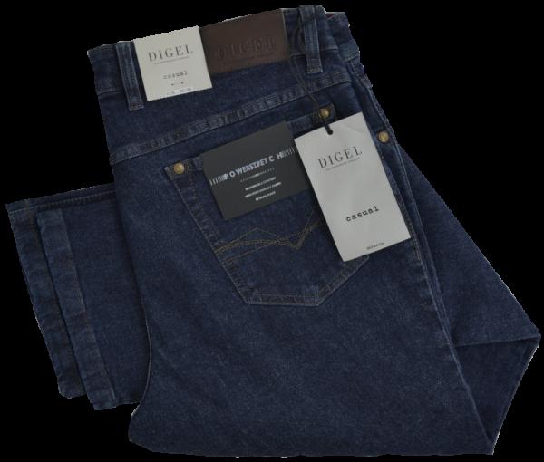 CASUAL Denim Jeans in dark blue