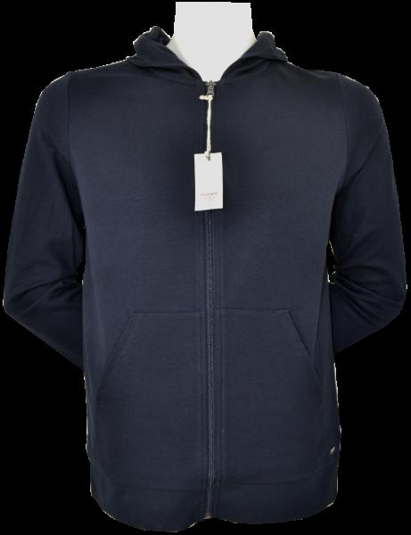 Leichte Sweat-Jacke mit Kapuze