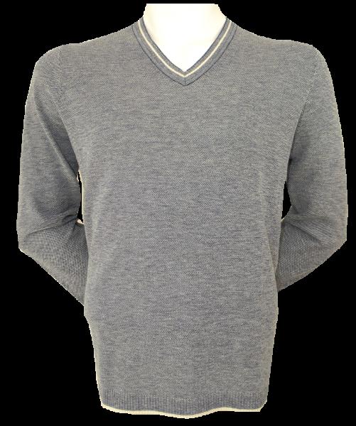 Pullover mit V-Ausschnitt als Level Five