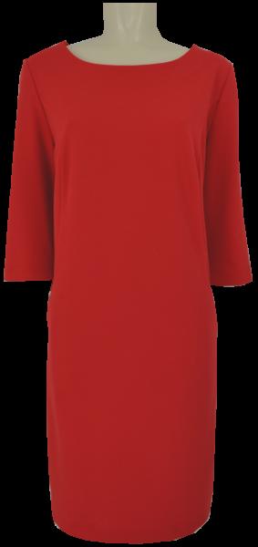 Kleid in Mars Red