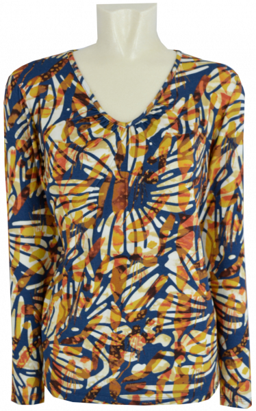 1/1 Arm Blusenshirt