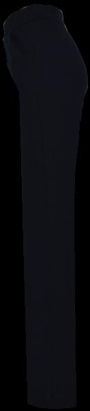 Schlupfhose in schwarz uni