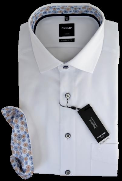 Business -und Freizeithemd in weiß