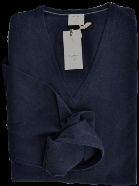 LEVEL FIVE Pullover in dunkel blau