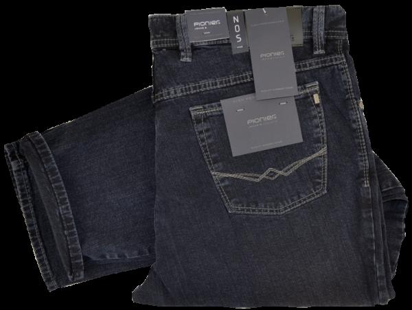 Bequeme FIVE POCKET Jeans in dark blue