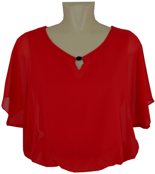 Shirt in rot