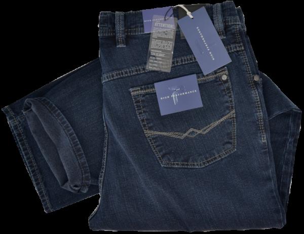 Bequeme Jeans in dark blue