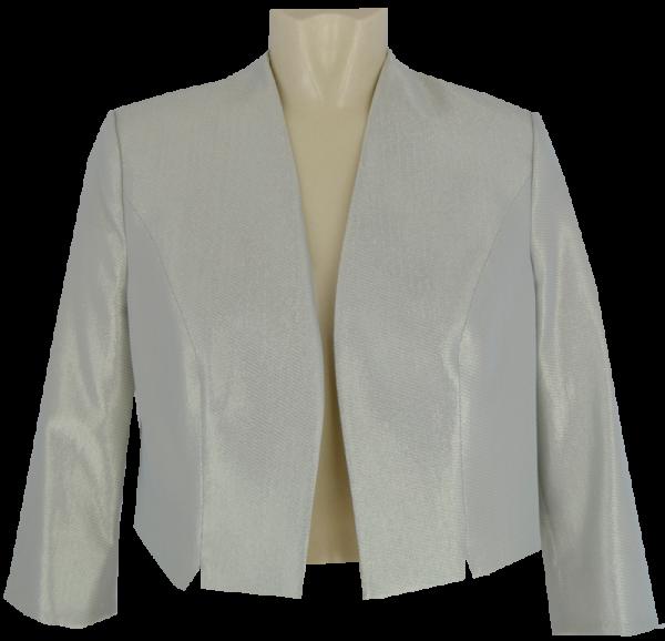 Bolero-Jacke in minty breeze