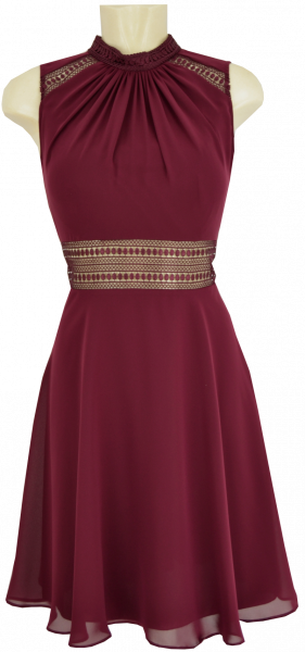 Cocktailkleid in Camine Red