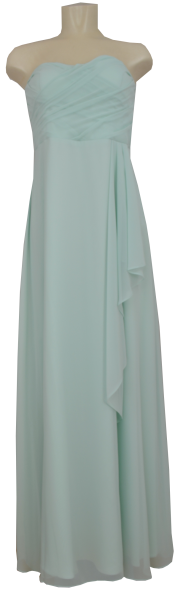 Ballkleid lang in oasis Mint