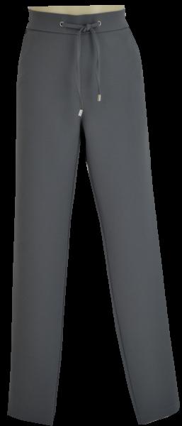 Stoffhose in grau