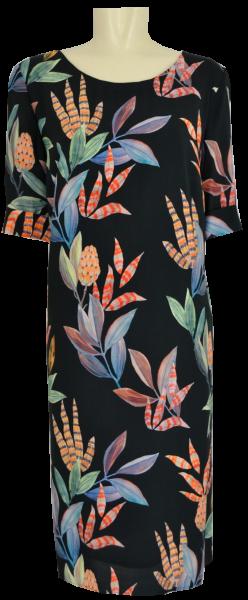 Sommerliches Kleid in floral gemustert