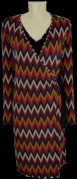 Mittellanges Kleid im Retro Style
