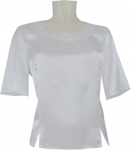 1/2 Arm Shirt in off white