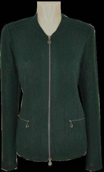 Leichte Jacke in forest green