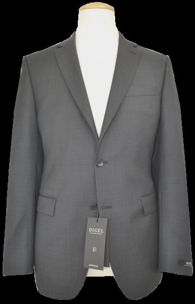Anzug Blazer in grau mit Struktur