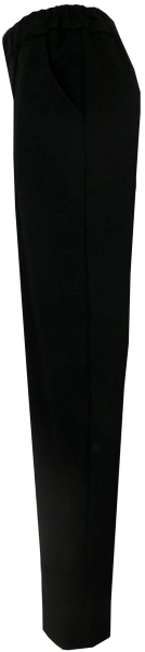 Schlupfhose in Schwarz