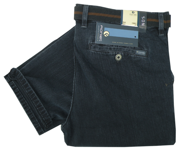 Bequeme Jeans in dark Blue