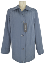 Damen Outdoor Jacke in smoky blue