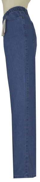 Jeans Schlupfhose in mid blue