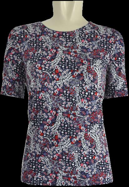 1/2 Arm T-Shirt mit Blüten
