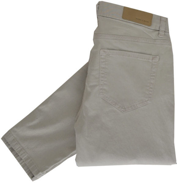 Slim Fit Jeans in sand