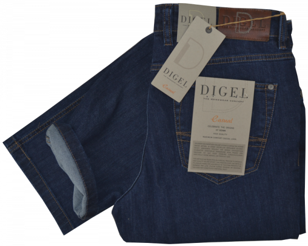 CASUAL Denim Jeans in blue