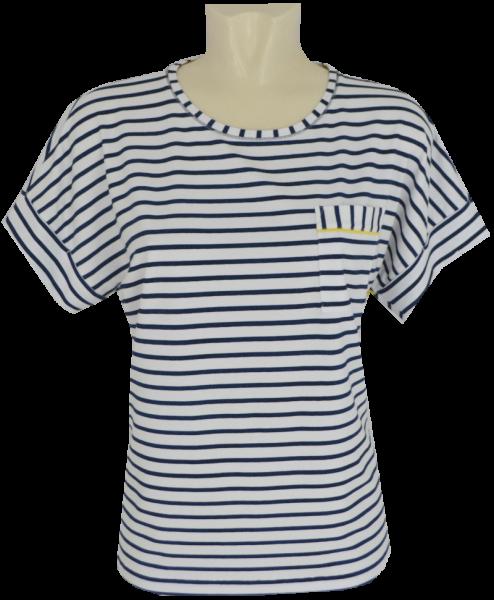 1/2 Arm T-Shirt in geringelt